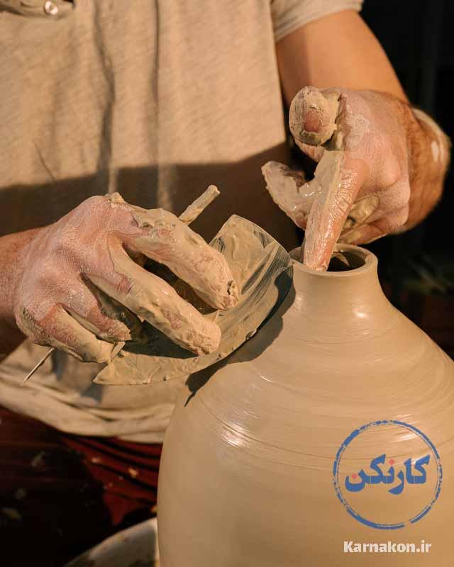 کارآفرینی با صنایع دستی