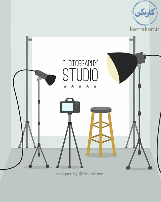 آتلیه عکاسی در دسته شغل هایی که در آینده از بین میروند قرار میگیرد
