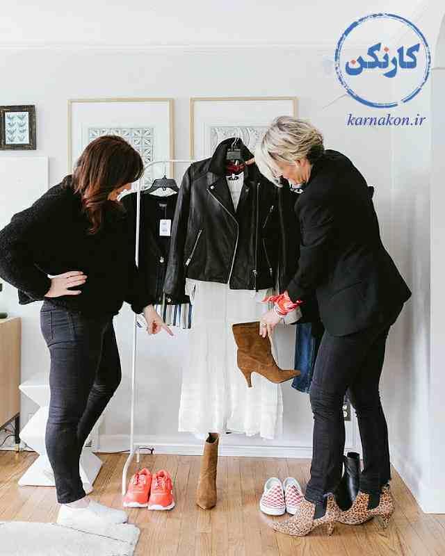 بازار کار طراحی لباس