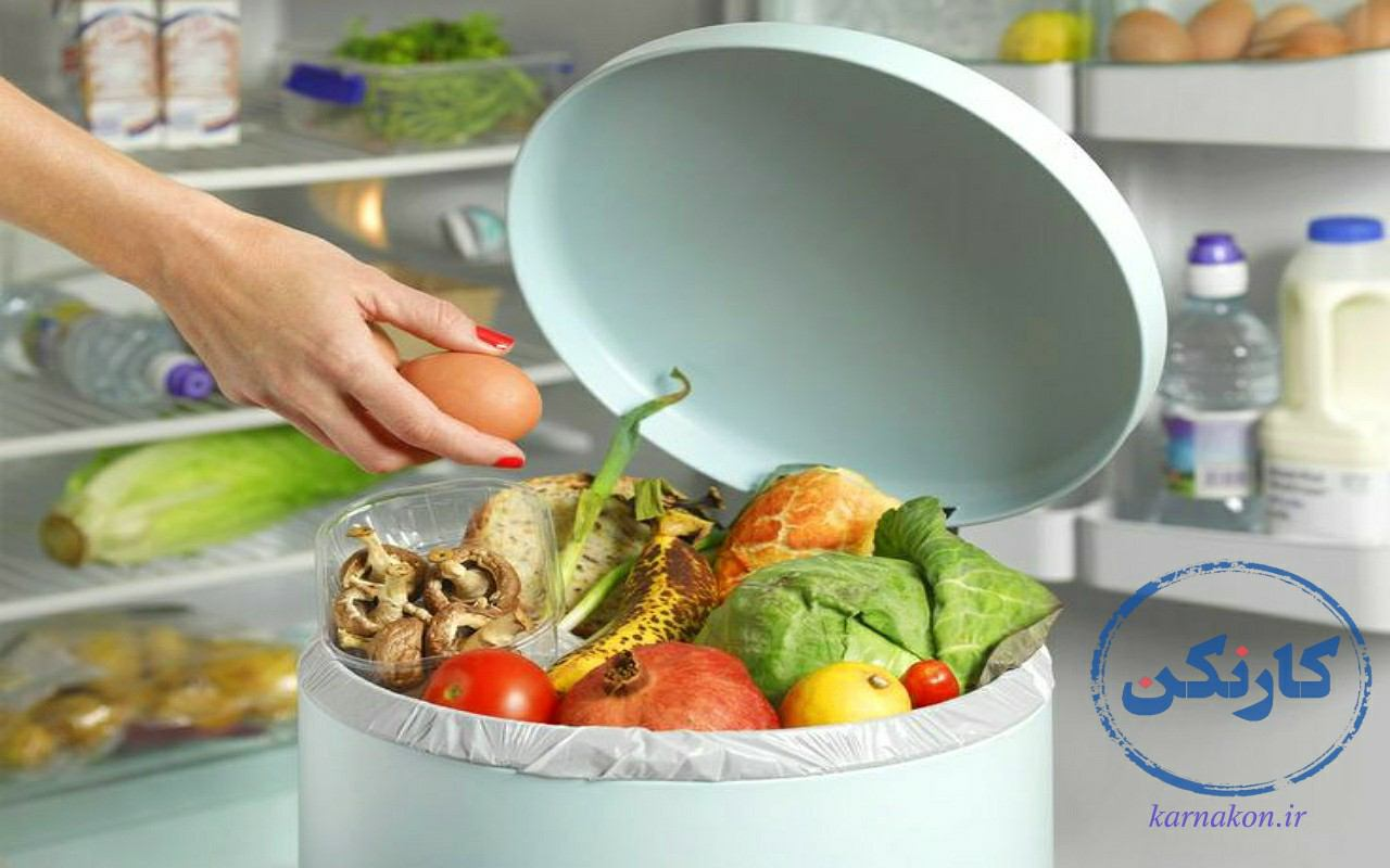 چگونه پول خود را افزایش دهیم - کنترل پسماند مواد غذایی