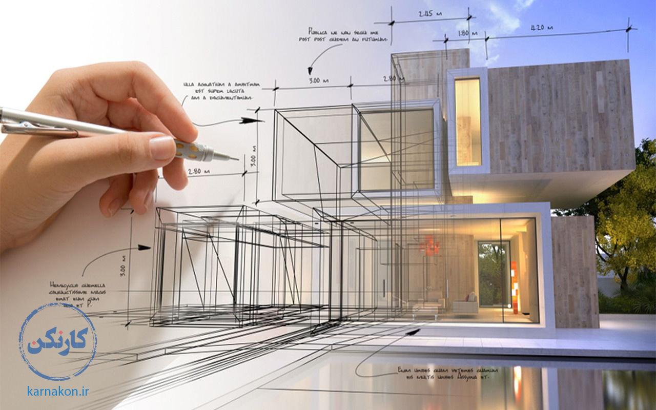 بهترین رشته های ریاضی فیزیک برای خانم ها - مهندسی معماری