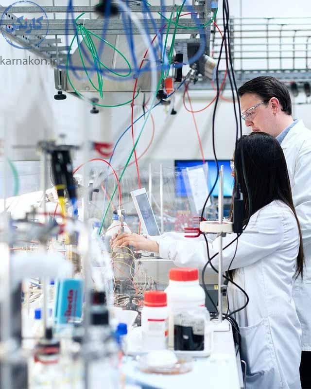 مهندسی شیمی جزو رشته هایی که در اینده بازارکار خوبی دارند است.