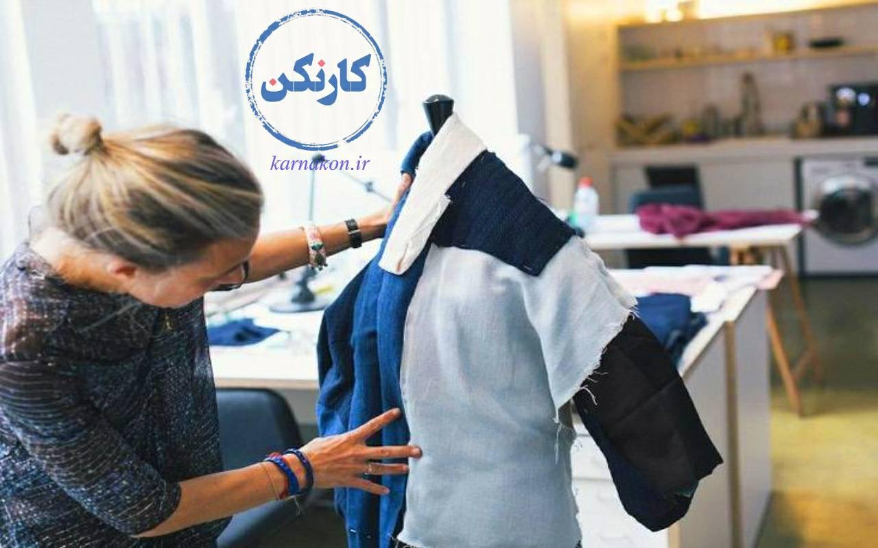 کسب درآمد از طراحی لباس - راهاندازی مزون طراحی و دوخت لباس شخصی سود فراوانی برای شما دارد!