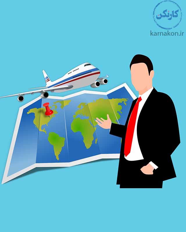 قطعاً آژانسهای مسافرتی جزو شغل هایی که در آینده از بین میروند هستند.