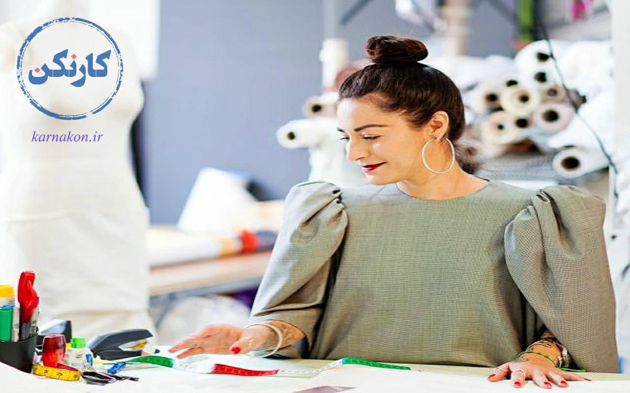 کسب درآمد از طراحی لباس - ویژگیهای یک طراح لباس موفق را در خود پرورش دهید!