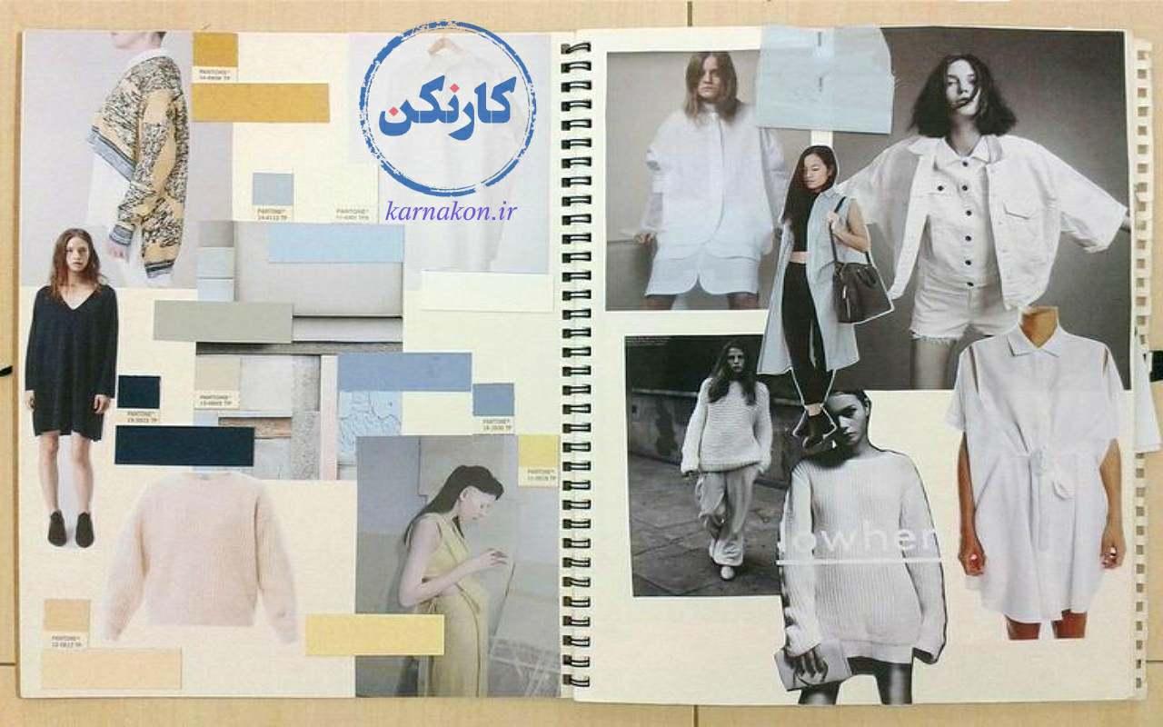کسب درآمد از طراحی لباس