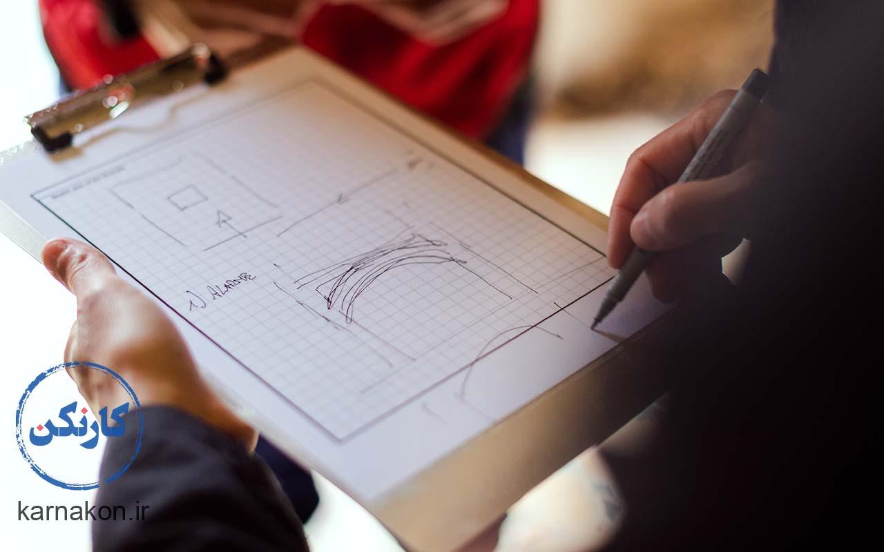 شغل های رشته ریاضی فیزیک چیست - مهندسی معماری