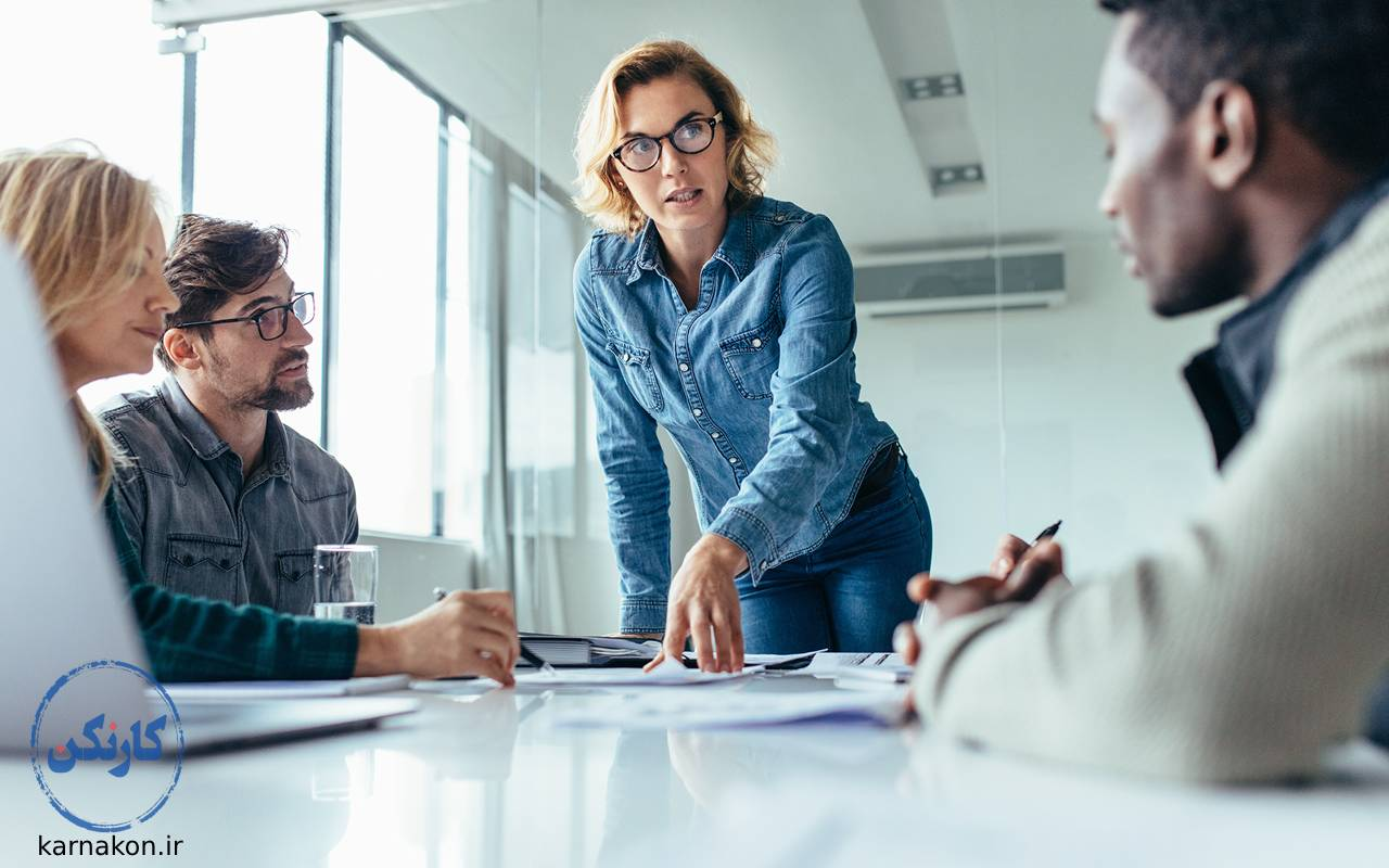 ۳۴ استعداد اصلی - توانمندیهای حوزه اجرایی