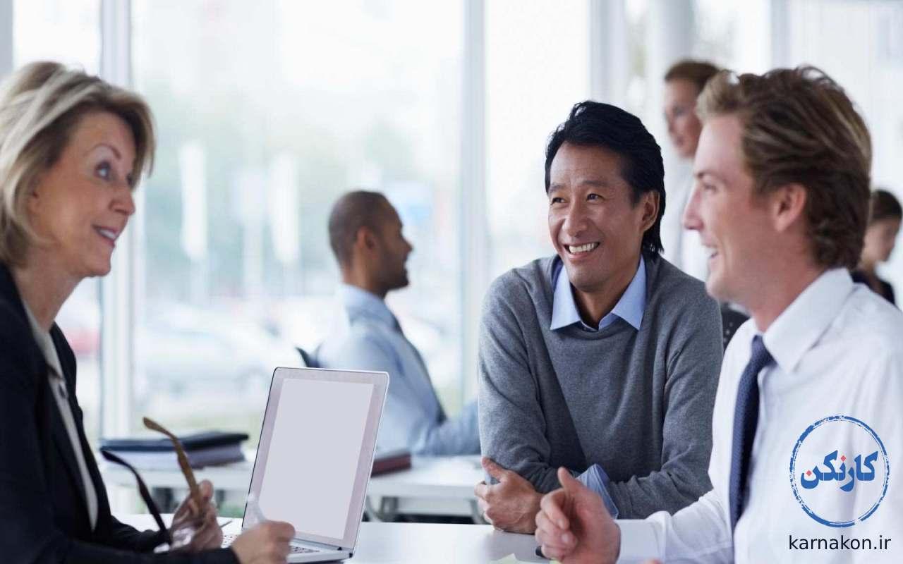 ۳۴ استعداد برتر انسان - توانمندیهای حوزه ساخت روابط