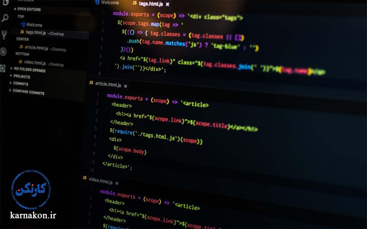 درآمد زیاد با برنامه نویسی