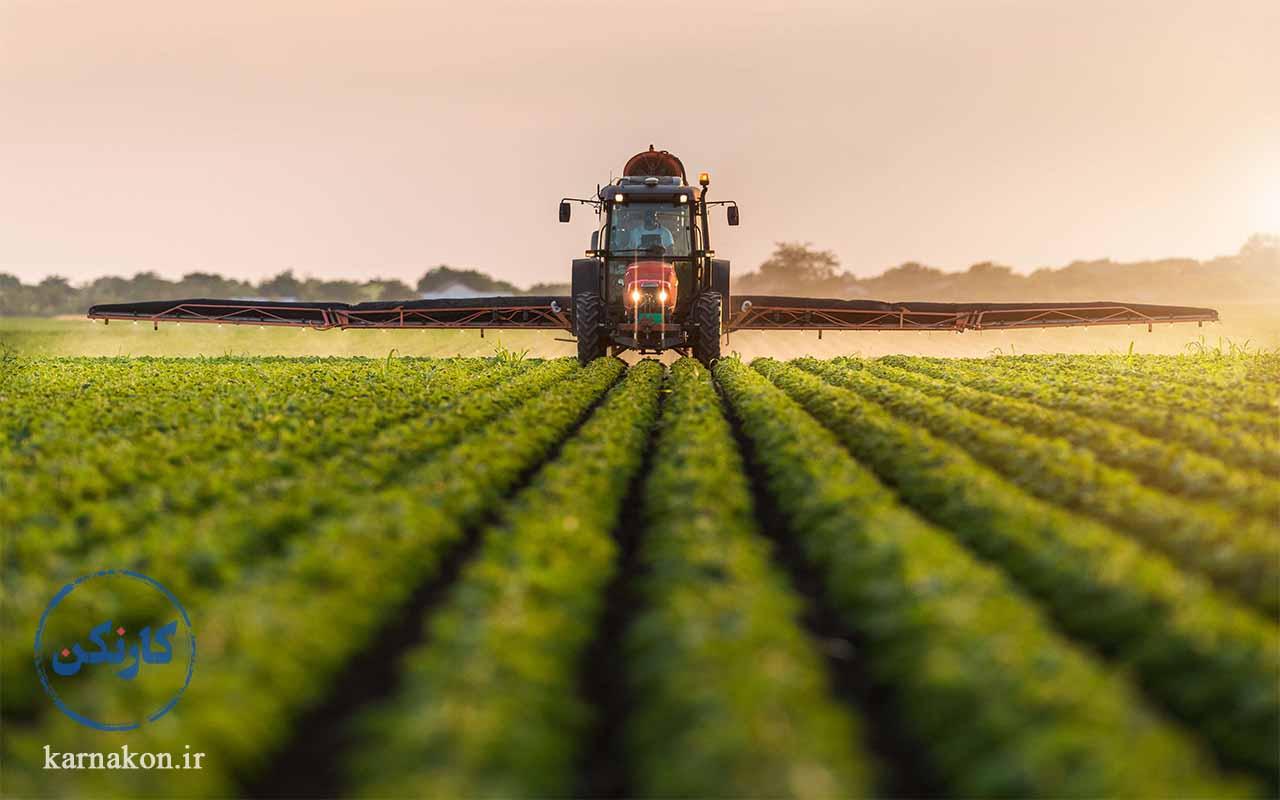 کارآفرینی با سرمایه کم در کشاورزی