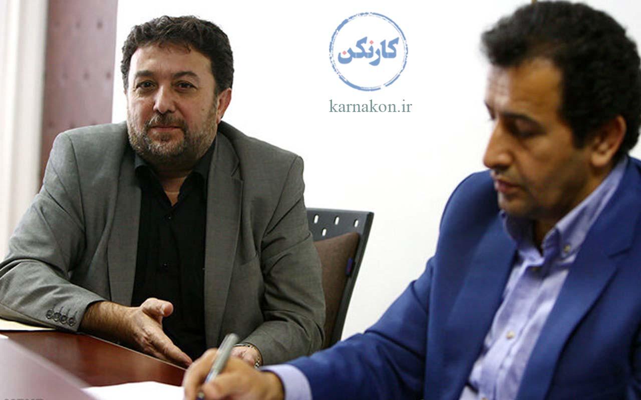 رضا علائدین یکی میلیونرهای خودساخته ایرانی