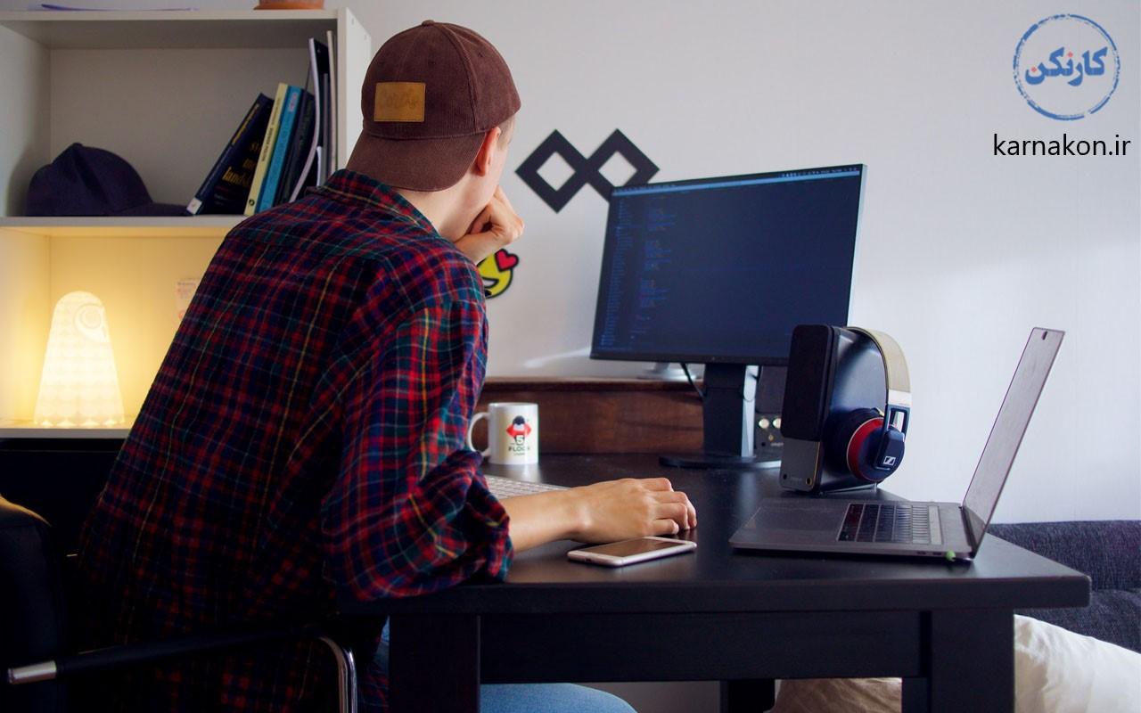 چگونه برنامه نویس فریلنسر شویم؟