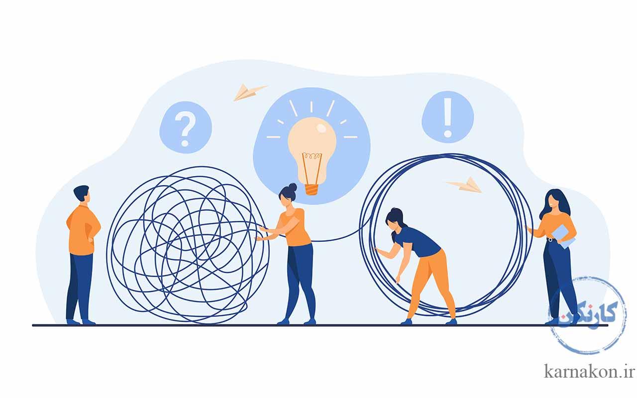 چالش های فریلنسری چیه یکی از آنها این است که تعداد زیادی فریلنسر وجود دارند که در حال رقابت با شما برای دریافت کار هستند