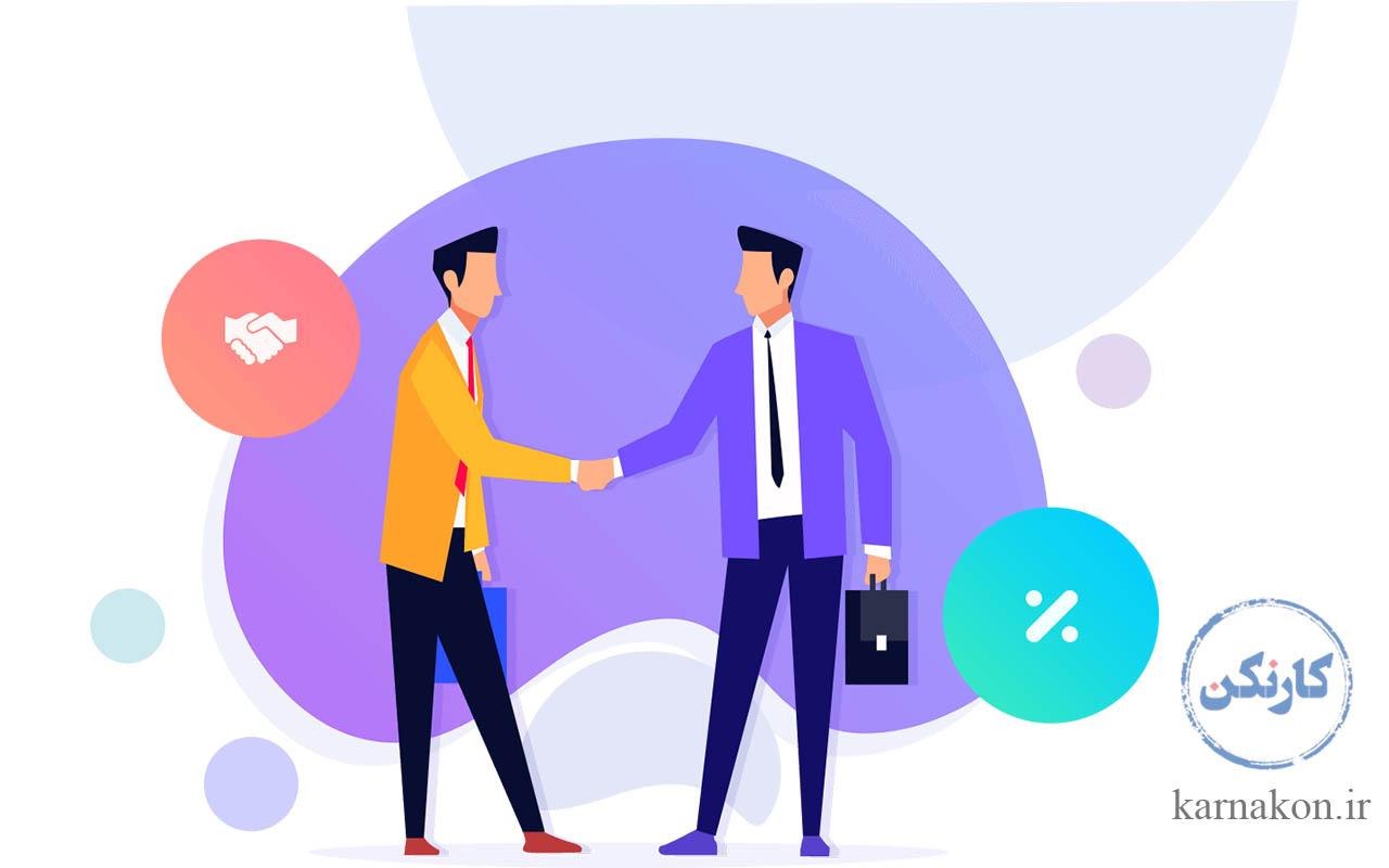 یافتن مشتری در فریلنسری یعنی چه و چگونه است. اولین پروژه سخت است. اما میتوانید با عضویت در سایتها شروع کنید