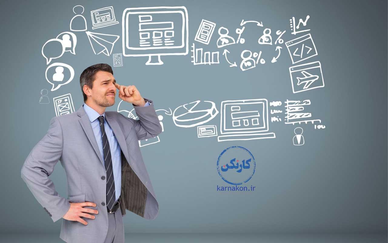 ترتیب رشته های ریاضی بر اساس بازار کار