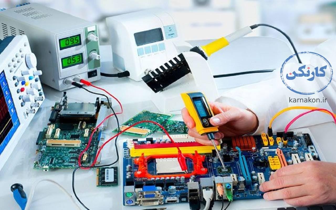 پرطرفدارترین رشته های ریاضی - مهندسی برق