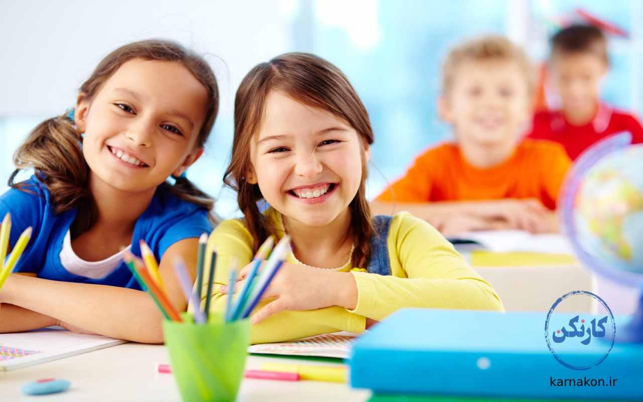 دیدگاه پیاژه در مورد هوش در دوران کودکی