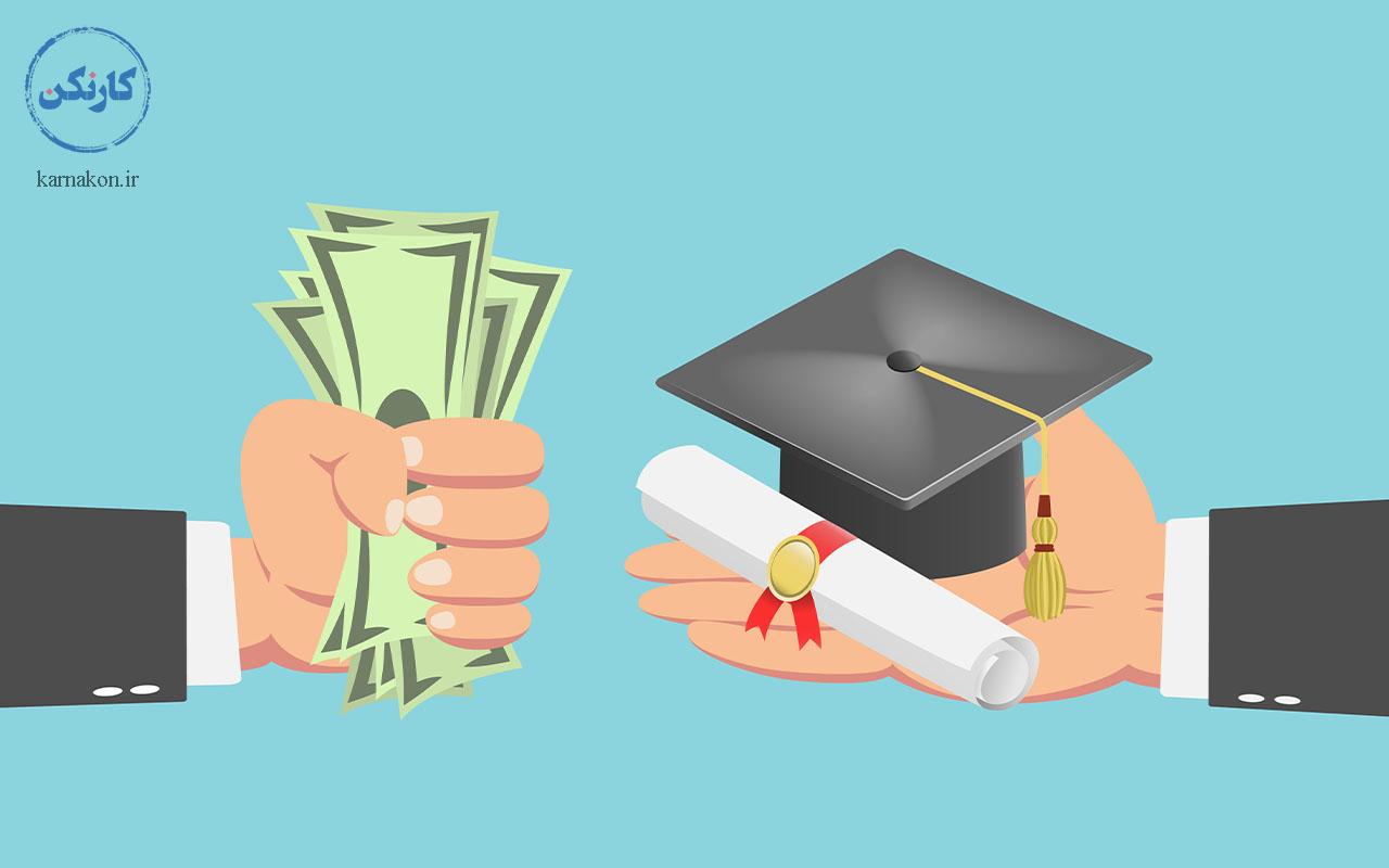 تحصیلات ثروتمندان