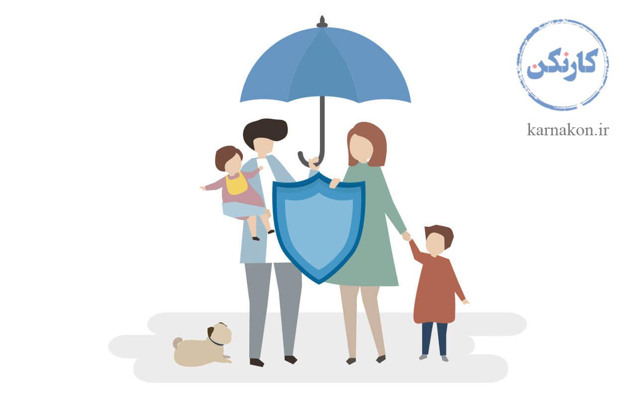بیمه فریلنسر - بیمه تامین اجتماعی فریلنسر