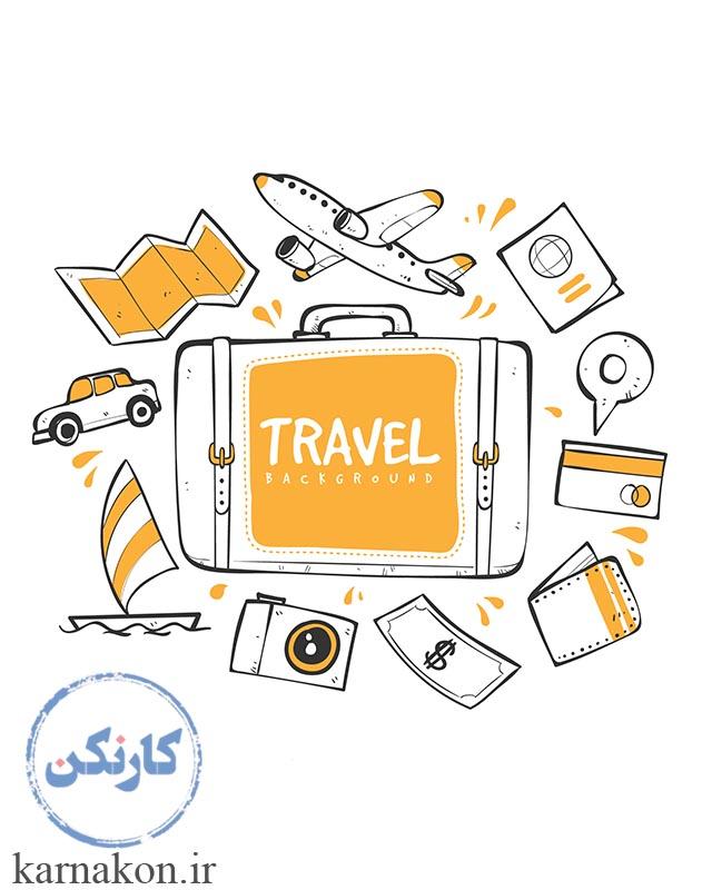 انواع پادکست فارسی با موضوع سفر و گردشگری