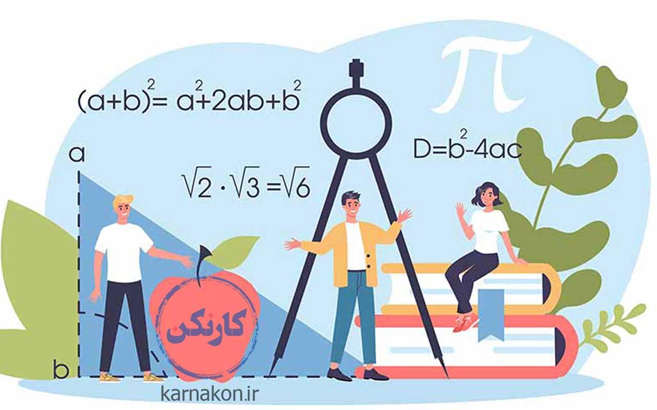 درس های کنکور ریاضی