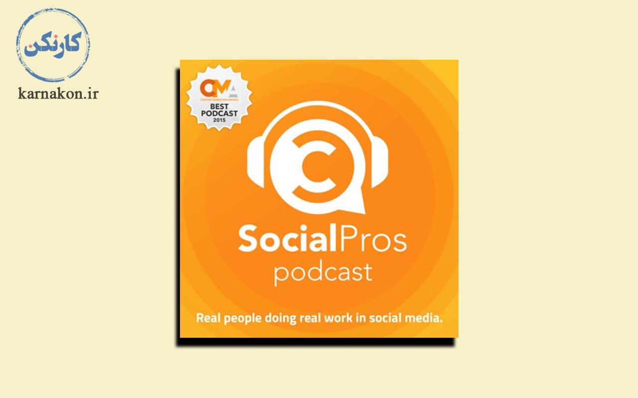معرفی پادکست بازاریابی شبکههای اجتماعی در لیست بهترین پادکست های کسب و کار