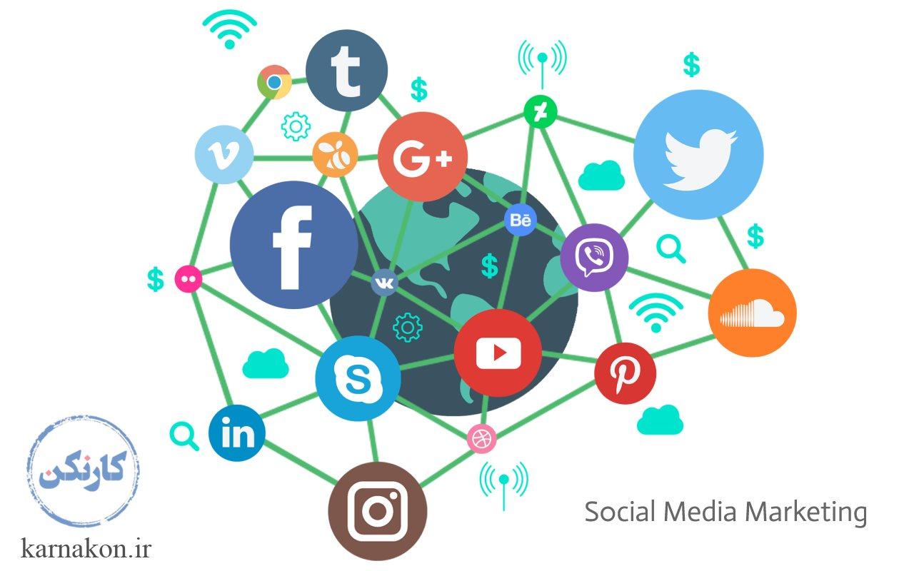 بازایابی در شبکههای اجتماعی در وب سایت fiverr امکان کسب درآمد دلاری را برای شما فراهم میآورد