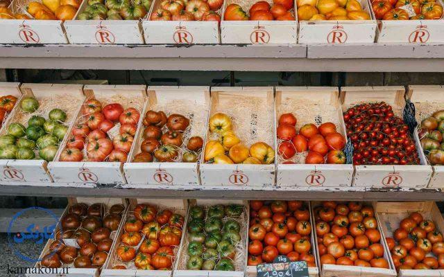 مغارهی محصولات ارگانیک، ایده ای برای مغازه زدن در روستا