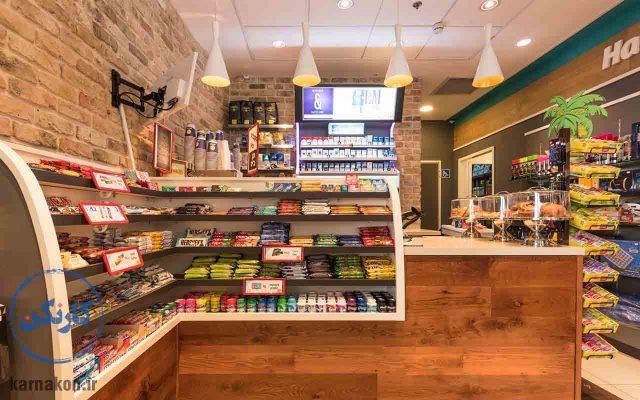 ایده برای مغازه کوچک