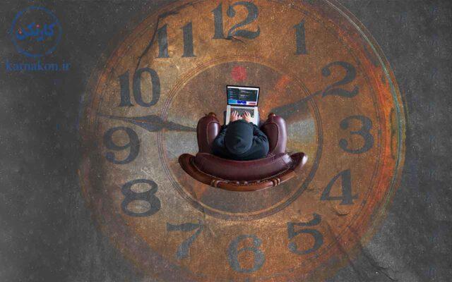 مدیریت زمان فریلنسرها نقش اساسی در موفقیت در این شغل را دارد.