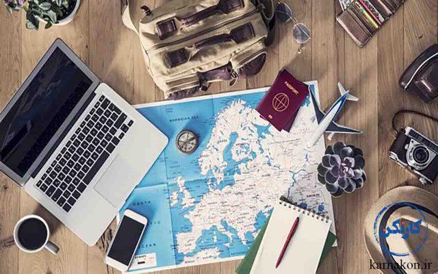 مشاغل صنعت گردشگری