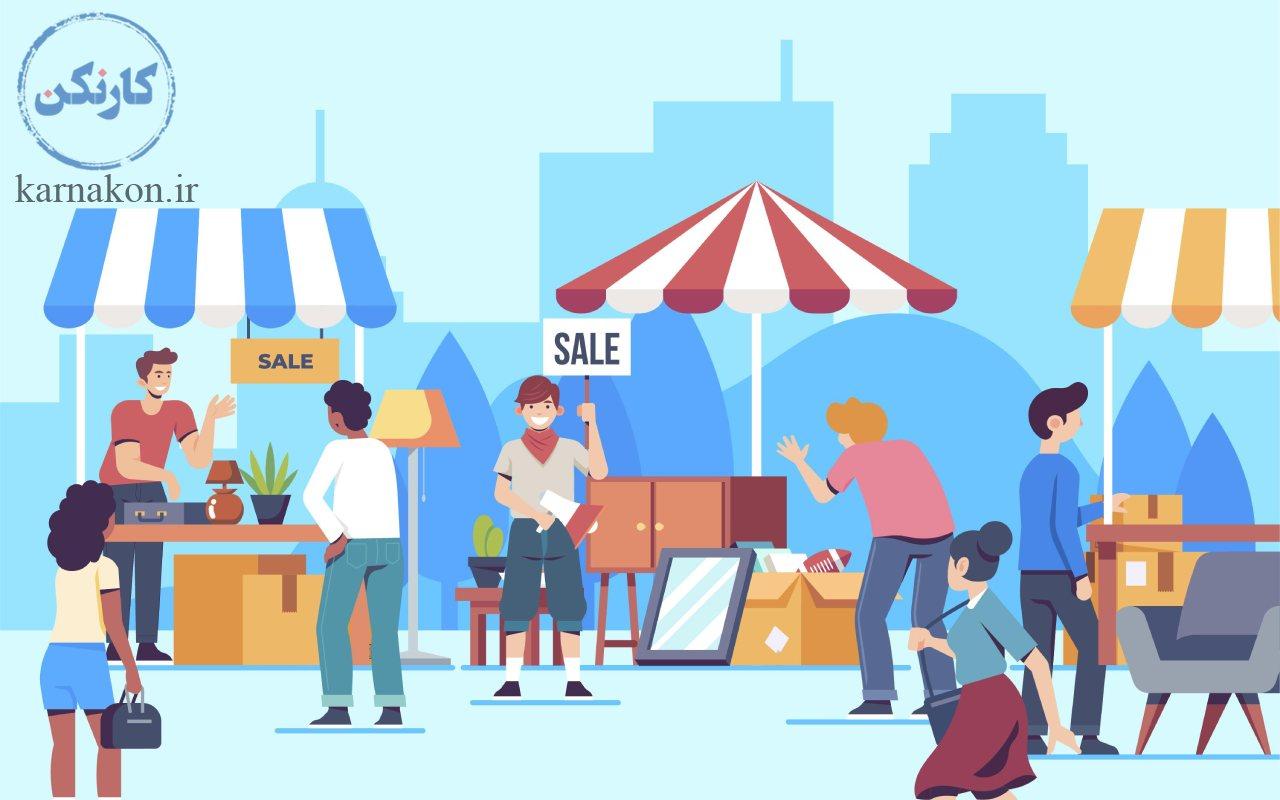 محصول و خدمات ارائه شده برای رسیدن به موفقیت در فروش پوشاک
