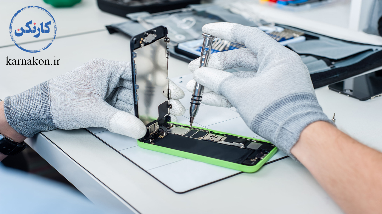 تاسیس مغازه تعمیرات موبایل - راه اندازی کسب و کار تعمیرات موبایل