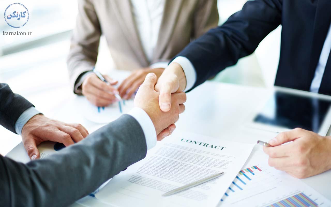 ویژگیهای فردی مهم در استخدام برای شغل با درامد بالا