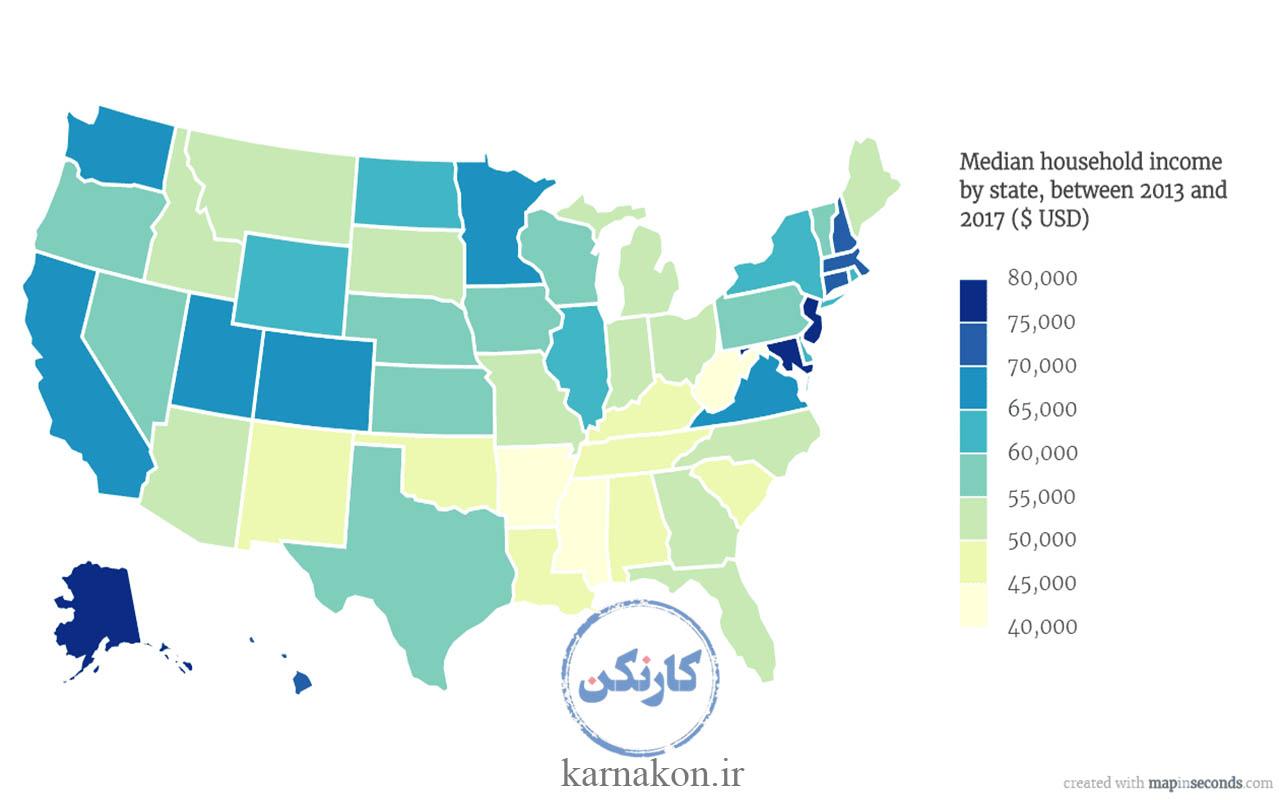 درآمد فارکس در ایران میتواند به اندازه درآمد متوسط یک آمریکایی باشد