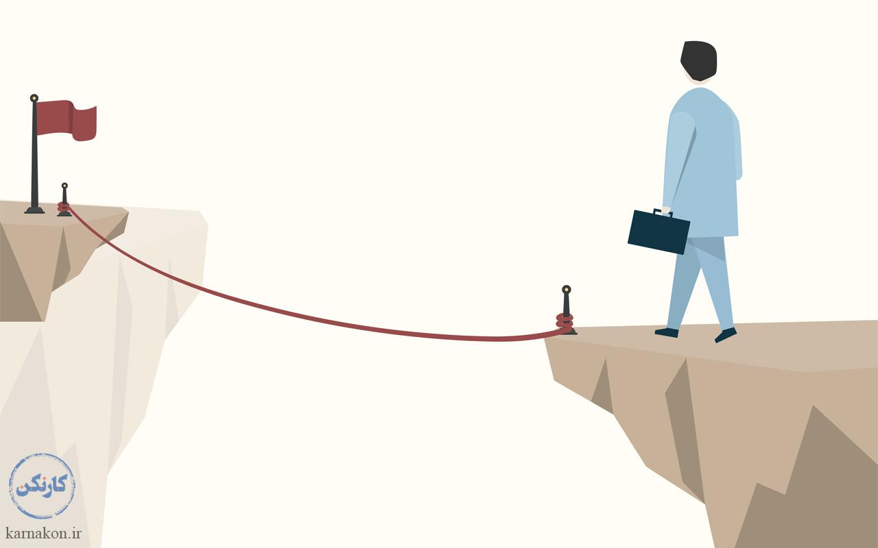 ویژگی های شخصیتی برای استخدام شامل جسارت و ریسک پذیری
