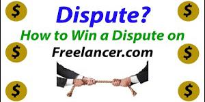 برای کسب درآمد از سایت freelancer باید آماده اختلافات احتمالی با کارفرماها باشید.