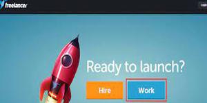 برای شروع کسب درآمد از سایت freelancer باید در این سایت ثبت نام کرد
