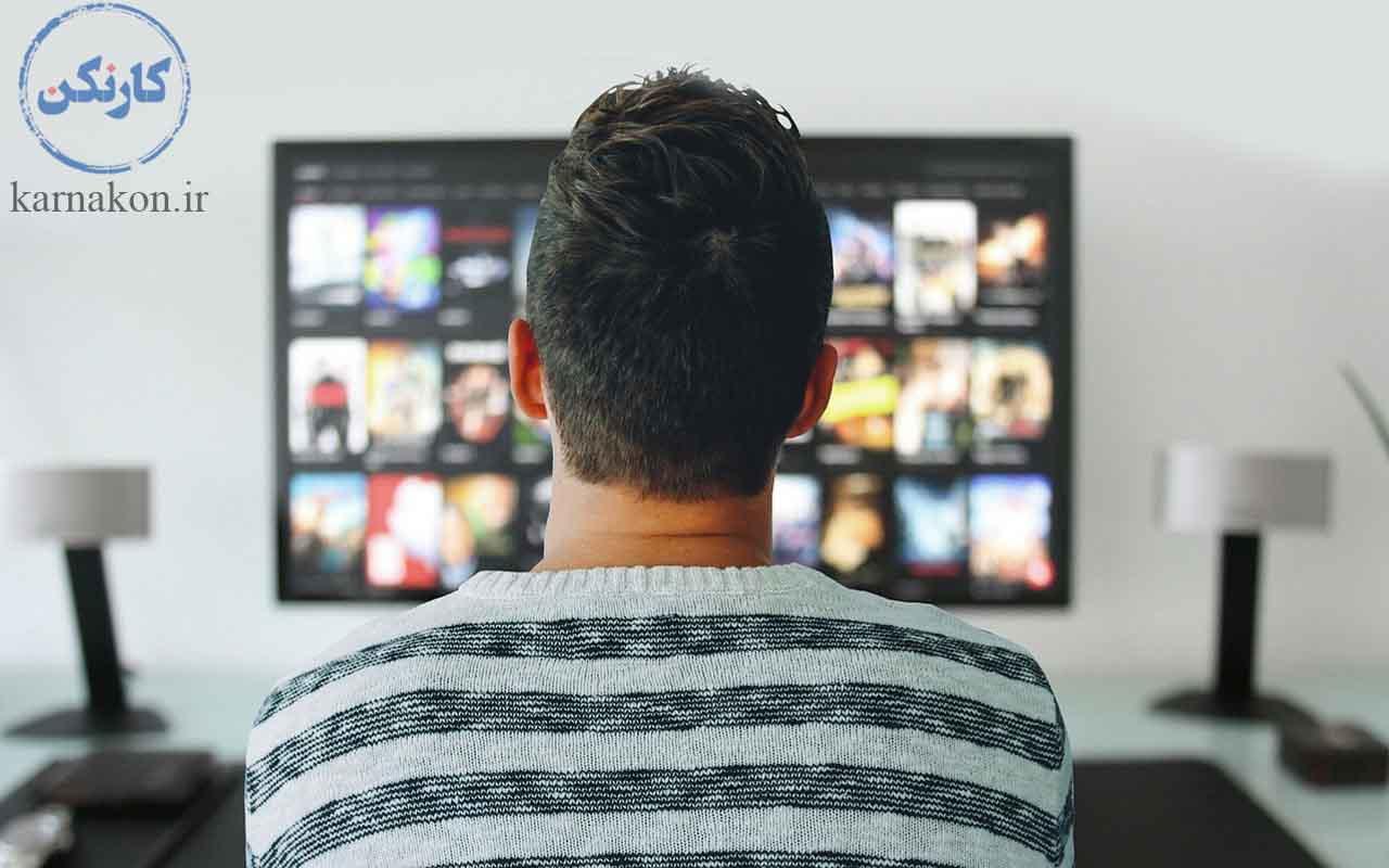 استفاده کردن از فیلمها و سریالها برای تقویت گرامر