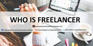 برای کسب درآمد از سایت freelancer باید بدانیم فریلنسری یعنی چه.