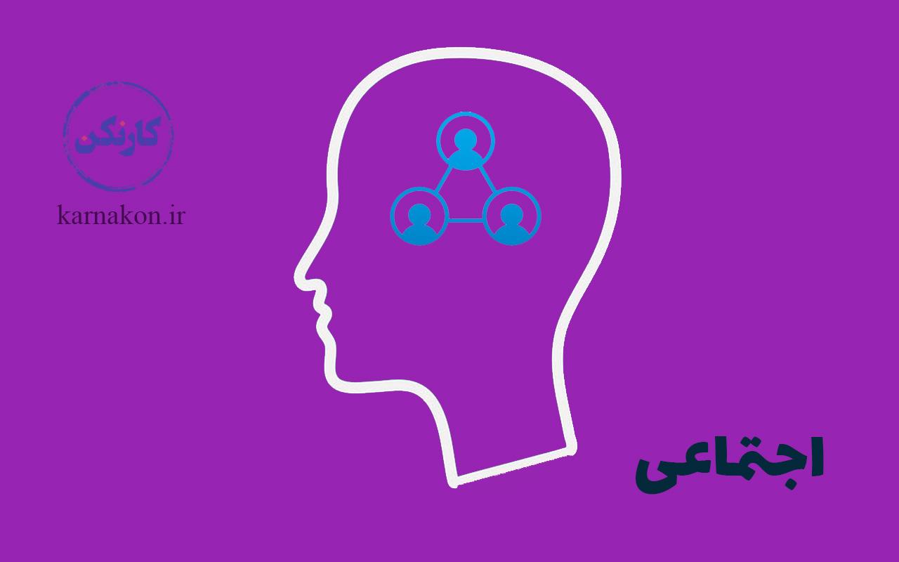 در تست آنلاین رغبت سنج شغلی استرانگ، مقیاس 4- اجتماعی: علاقهمند به ارائه خدمات، کمک به دیگران، آموزش دادن، مراقبت کردن و راهنمایی دادن.