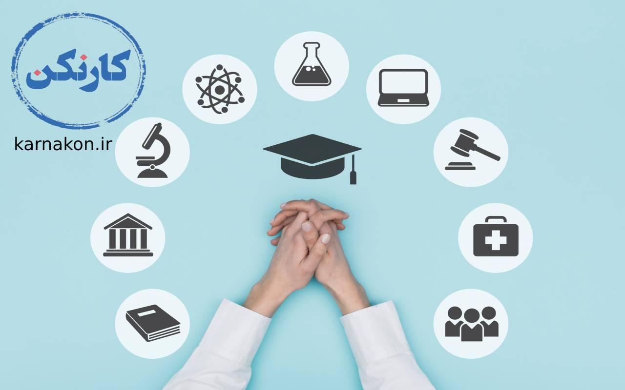 عوامل موثر بر انتخاب رشته تحصیلی - عواملی که به من مربوط است.