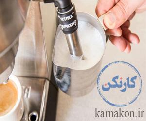 سود مغازه قهوه فروشی