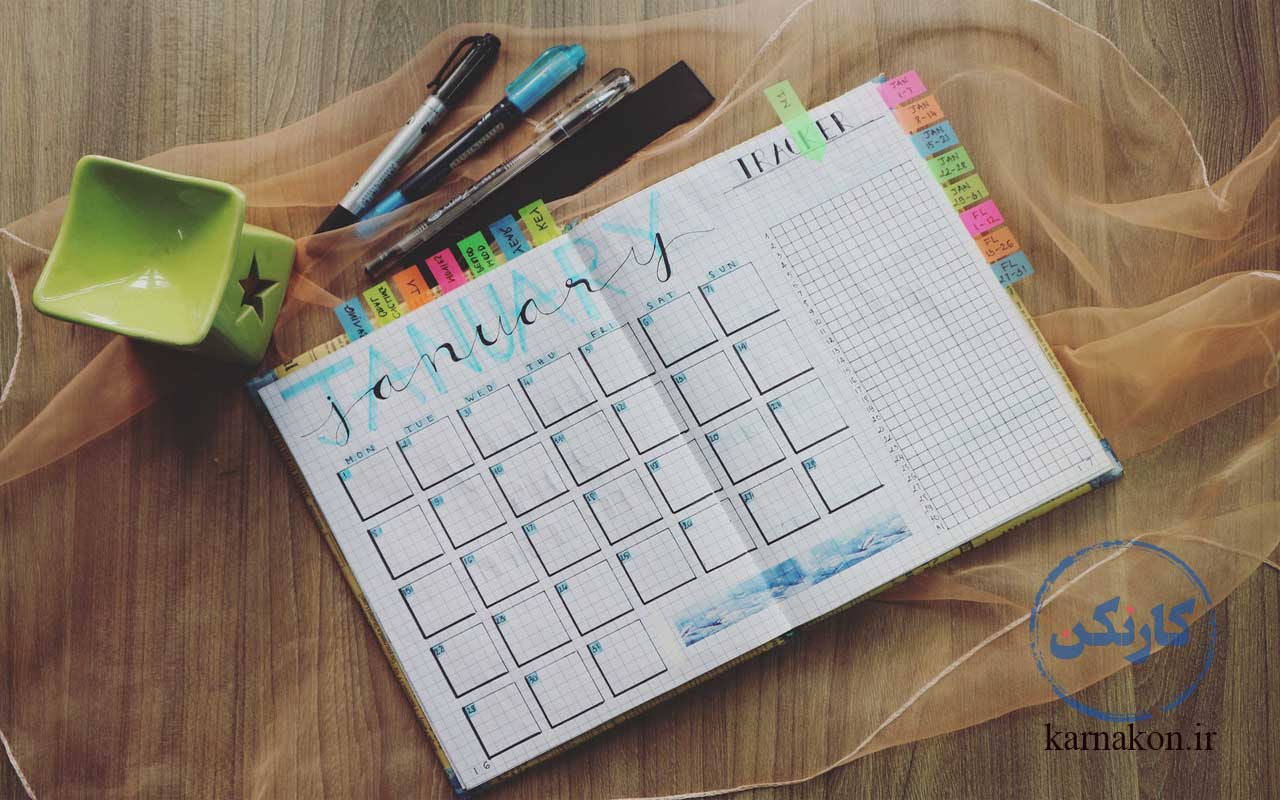 برنامه منظم و مدون برای یادگیری زبان در منزل