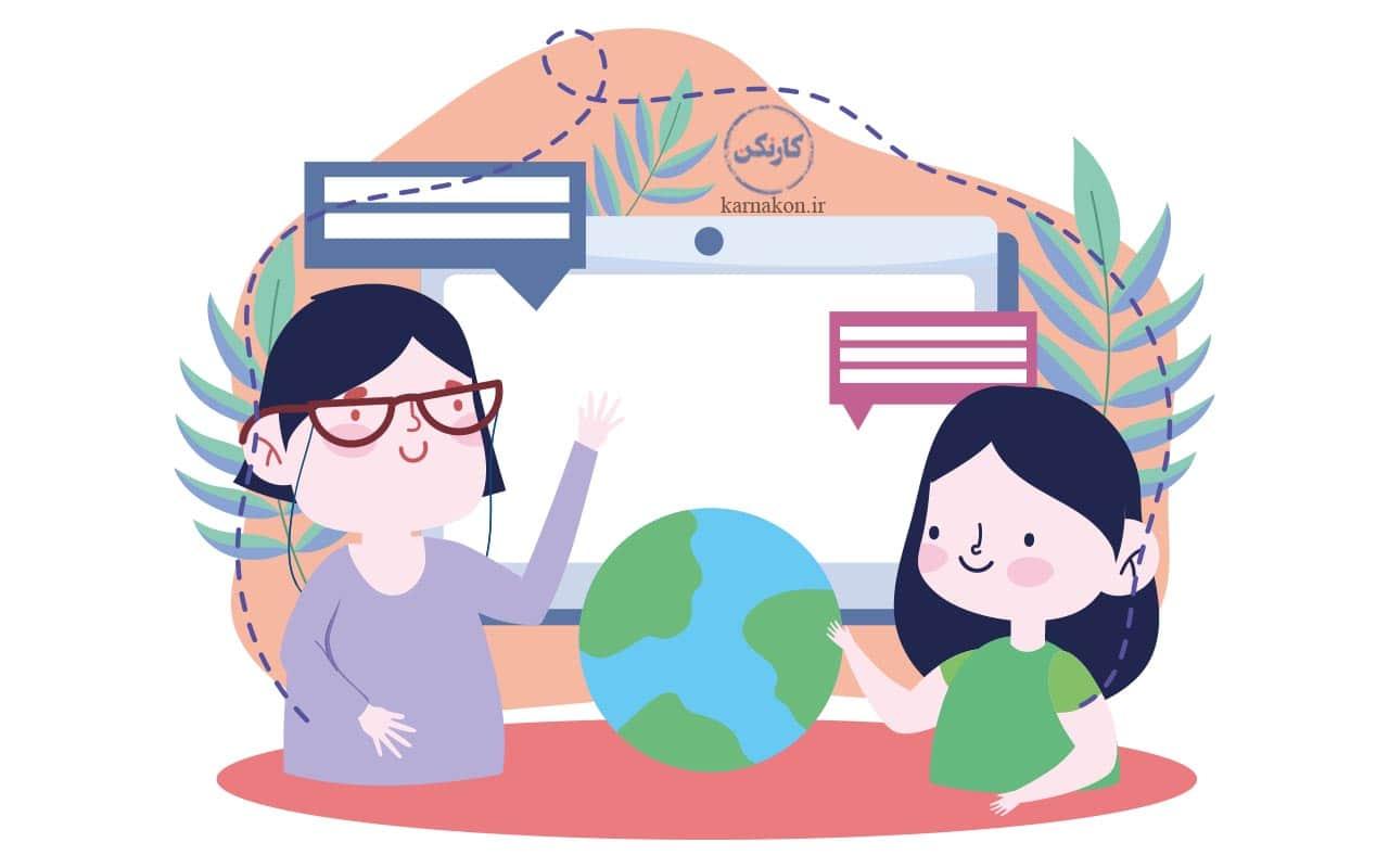 مطالعه سلف استادی زبان