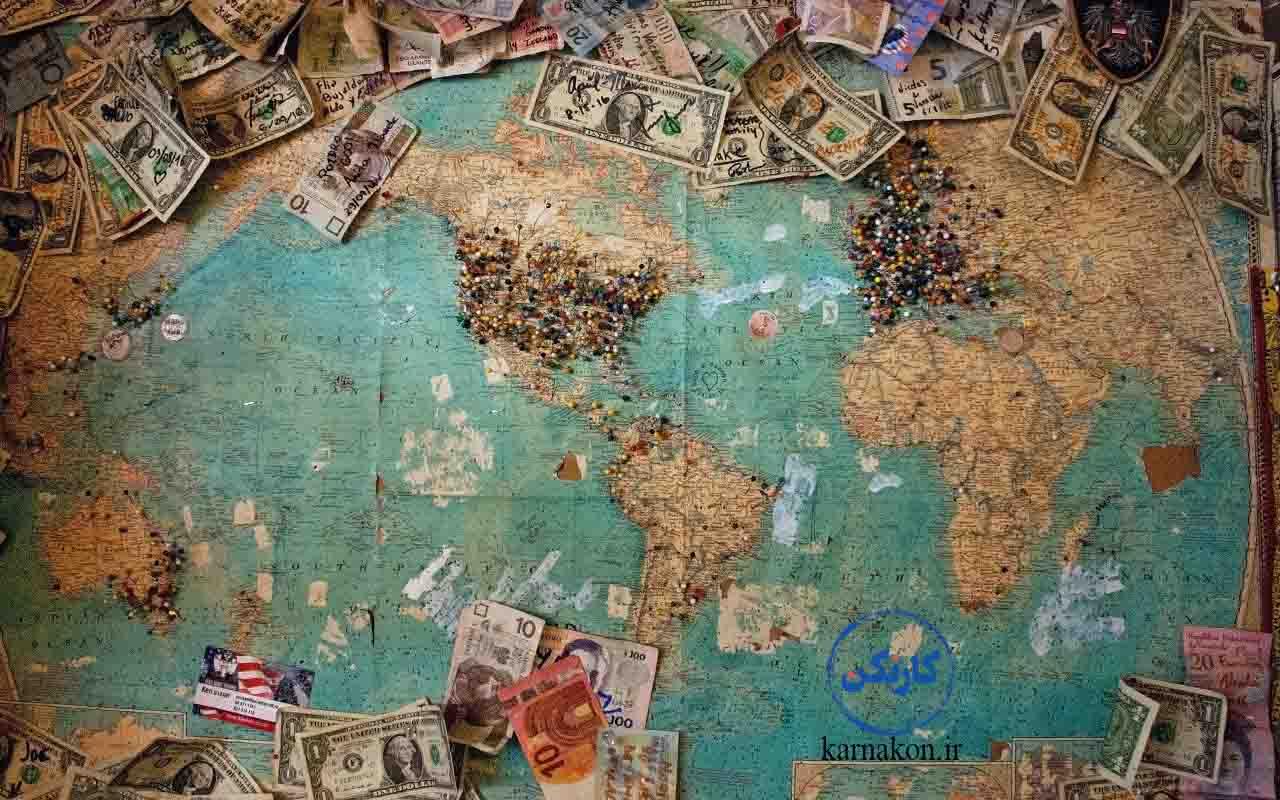 مهمترین گام کسب درآمد از freelancer نقد کردن پول است که هر جای دنیا که باشید میتواند شما را به دلار برساند