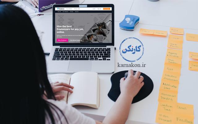 با خواندن صفحه توضیحات پروژه، میتوانید در کسب درآمد از سایت فریلنسر موفق باشید