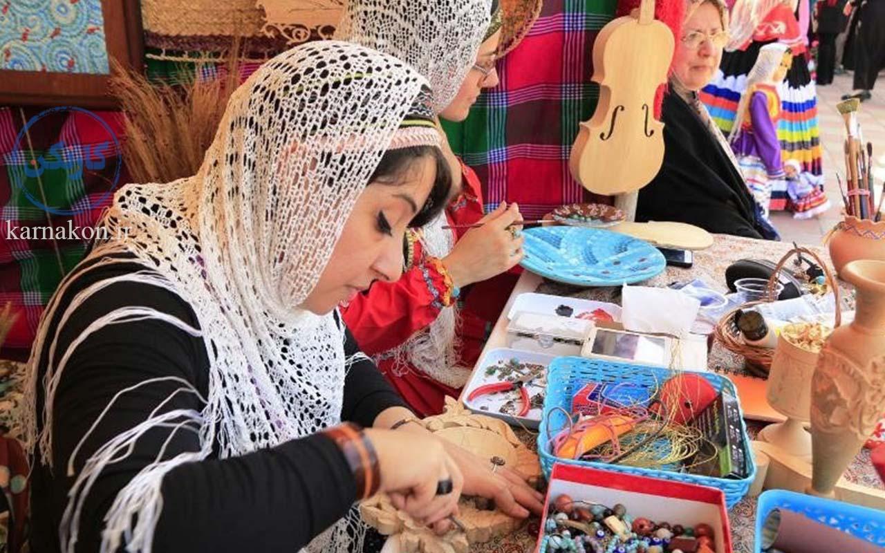 زنان کارآفرین موفق ایرانی