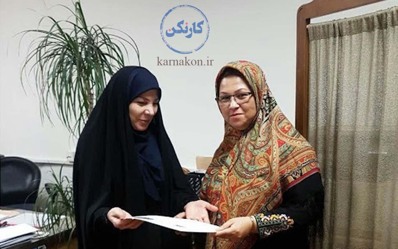 زنان موفق داخل ایران